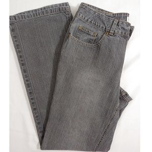 Light Black Wash Coldwater Creek Jeans Size 4